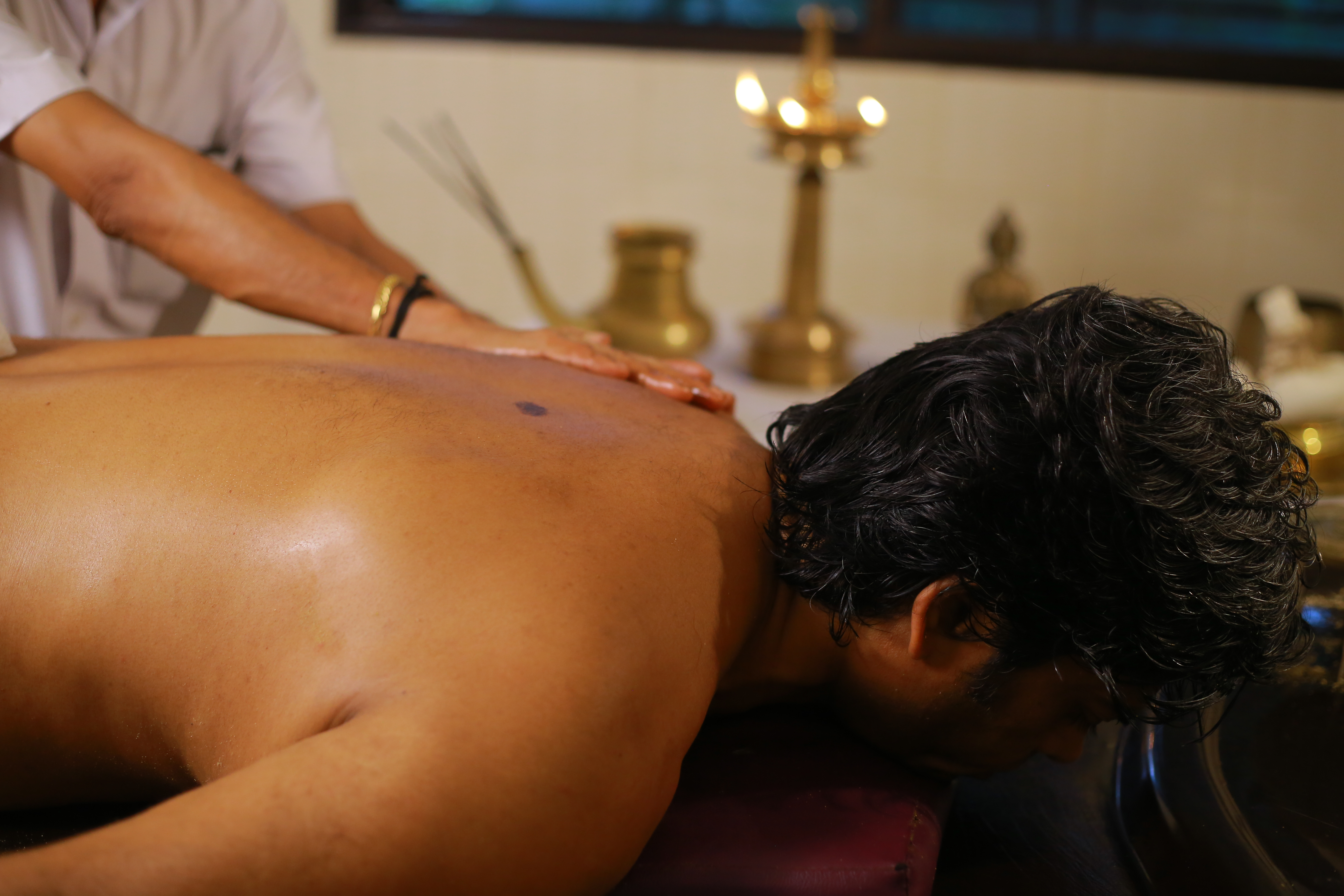 Abhyanga Ayurvedic Treatment