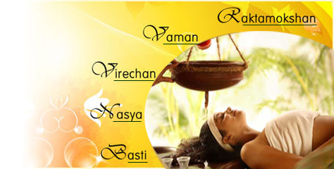 our specialities panchakarma treatment in Kerala