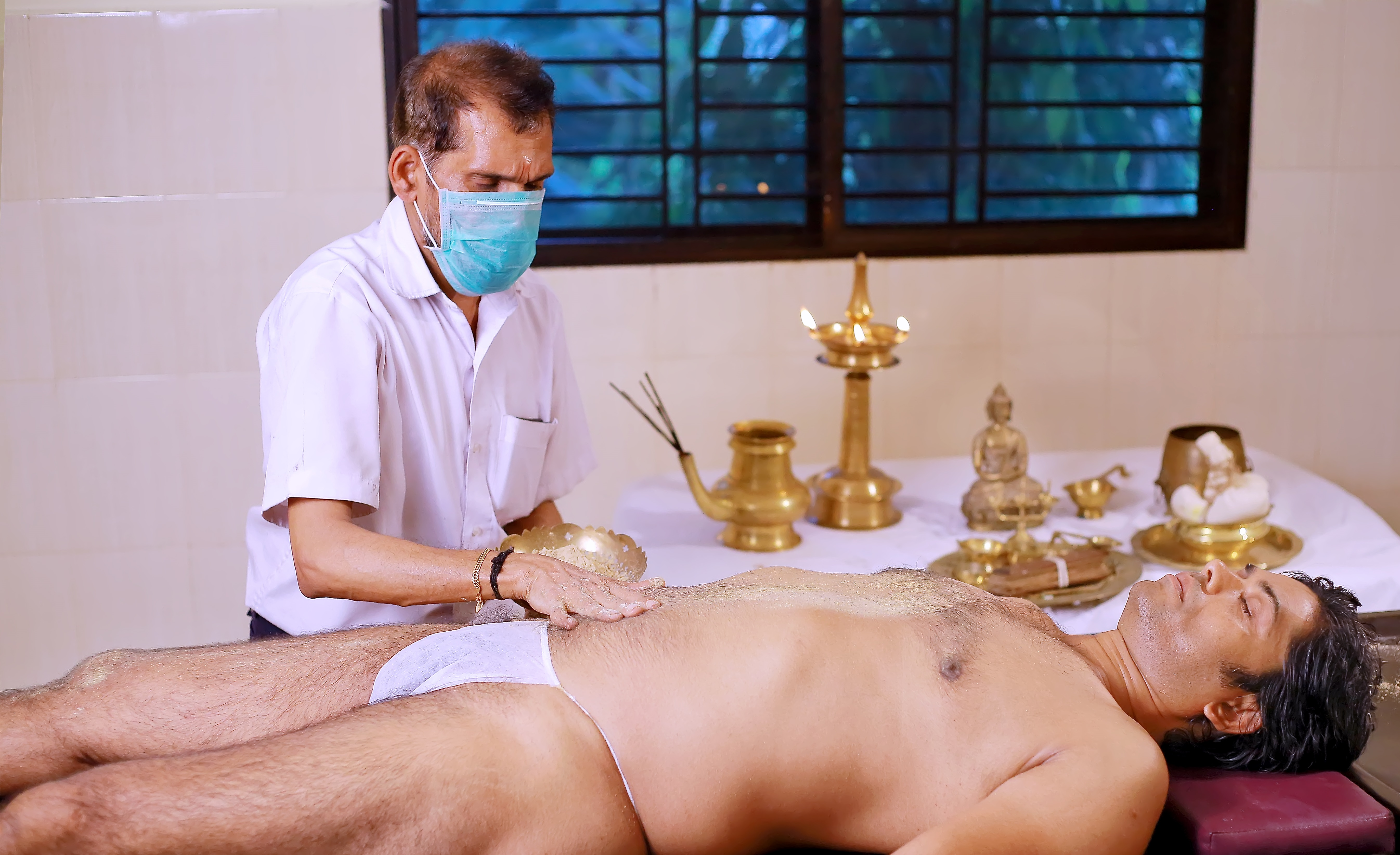 udwarthanam ayurveda treatment